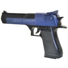 Desert Eagle .50 Blue Spring Action Airsoft BB gun